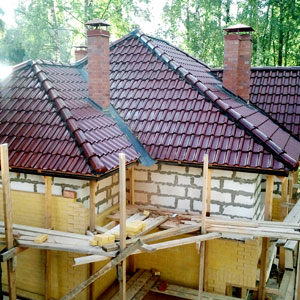 Как я строил дом из газобетона своими руками